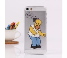 Simpsonovi, postava Homer Simpson (iPhone 5/5S)